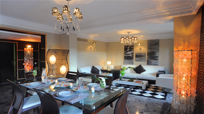 marrakesh opportunity vente appartement de haut standing l hivernage. Black Bedroom Furniture Sets. Home Design Ideas