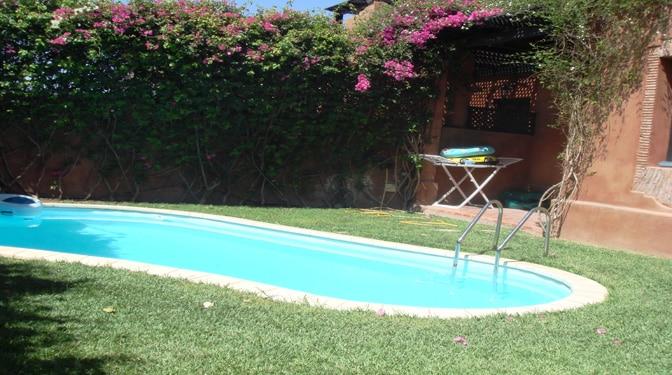 marrakesh opportunity vente petite villa avec piscine dans la palmeraie. Black Bedroom Furniture Sets. Home Design Ideas