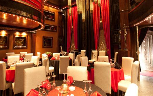 Vente restaurant de luxe