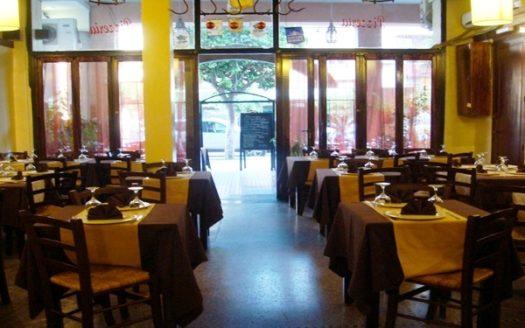 Vente fond de commerce d'un restaurant