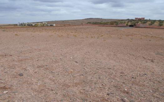 Vente terrain titré constructible sur la route du barrage