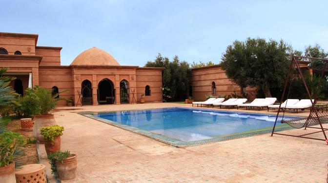 Marrakesh opportunity villa en vente marrakech avec piscine for Villa a marrakech avec piscine