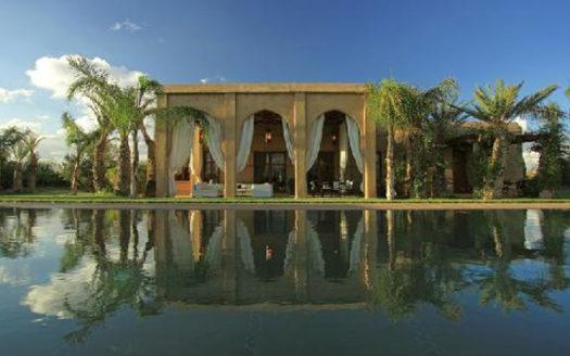Villa style Riad en vente sur route Ouarzazat