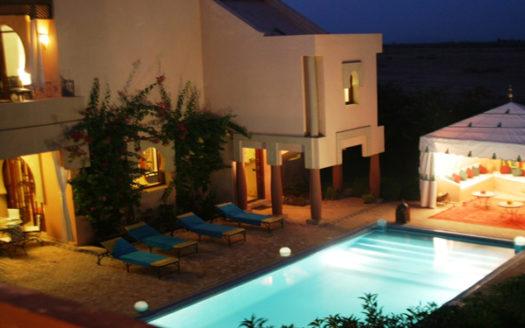Vente villa avec piscine proche l ecole américaine