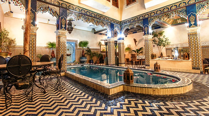 Marrakesh opportunity vente riad titre avec piscine for Riad marrakech piscine chauffee