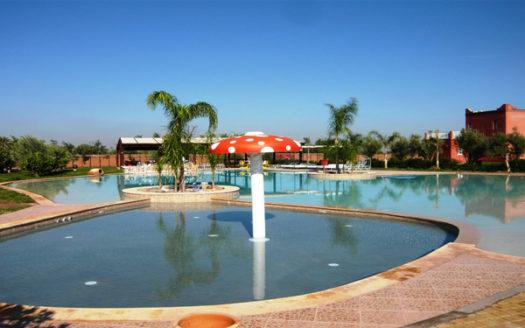 Location courte duree appartement avec piscine