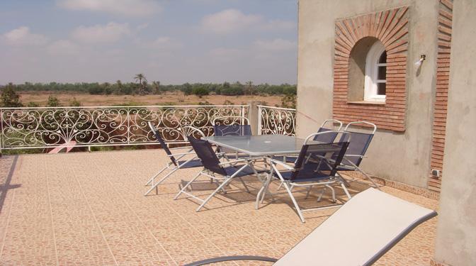 marrakesh opportunity location court s jour appartement route d amizmiz. Black Bedroom Furniture Sets. Home Design Ideas
