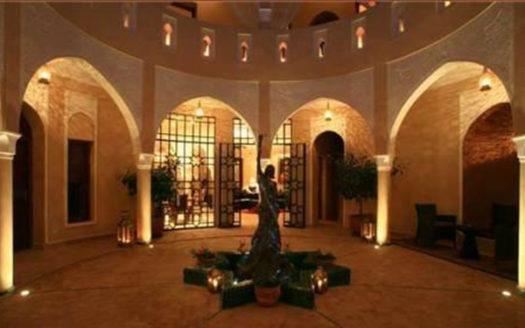 Vente Riad de luxe exploité en maison d hote