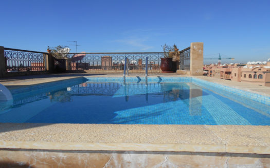 Un appartement au centre ville Marrakech Gueliz