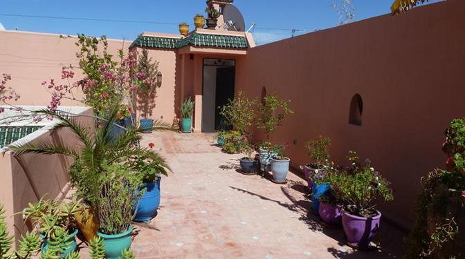 Appartement Pas Cher Marrakech