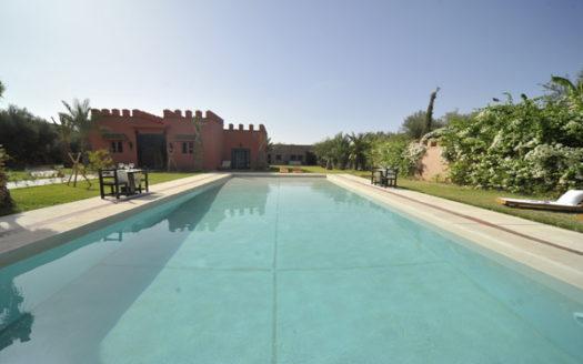 Location villa proche de Marrakech et l aéroport
