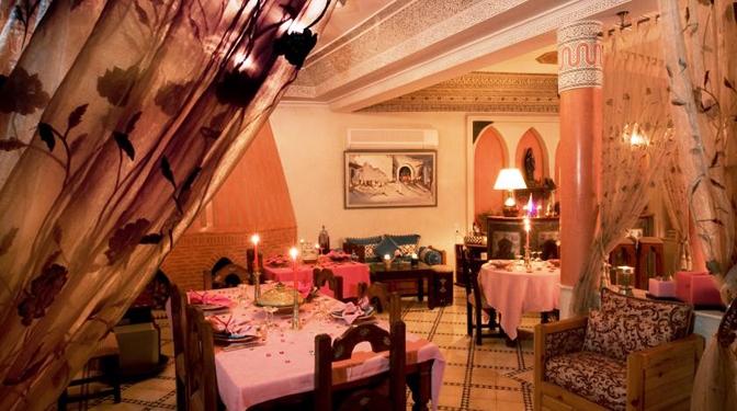riad en location gérance libre marrakech