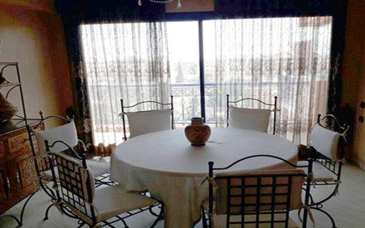 Location Appartement meublé Marrakech