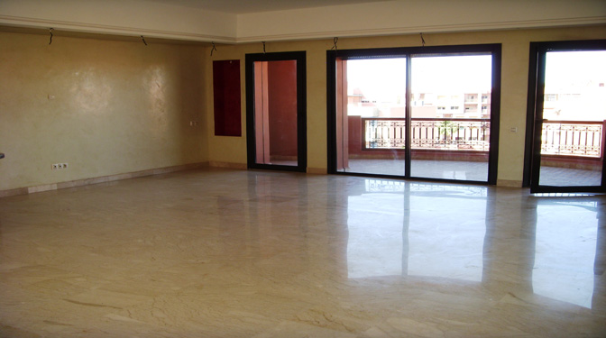 marrakesh opportunity appartement en location longue dur e. Black Bedroom Furniture Sets. Home Design Ideas