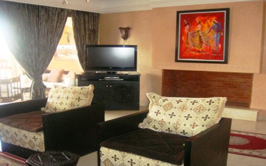 Vente Appartement meublé marrakesh