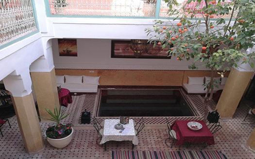 Riad en vente Médina de Marrakech