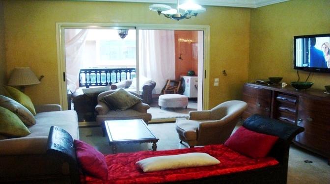 marrakesh opportunity location longue dur e appartement hivernage marrakech. Black Bedroom Furniture Sets. Home Design Ideas