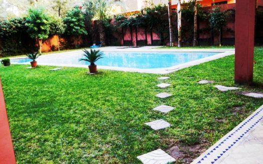Location longue durée Appartement hivernage Marrakech