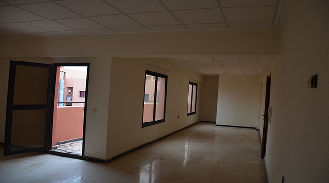 Rent office in the downtown of Marrakesh
