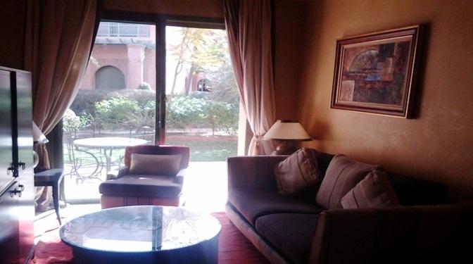 marrakech opportunity location longue dur e appartement meubl e palmeraie. Black Bedroom Furniture Sets. Home Design Ideas