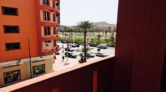 marrakesh opportunity location longue dur e appartement vide gu liz marrakech. Black Bedroom Furniture Sets. Home Design Ideas