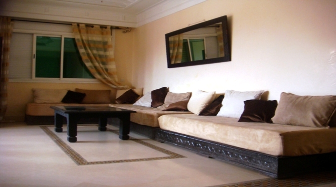 Location Appartement Gueliz