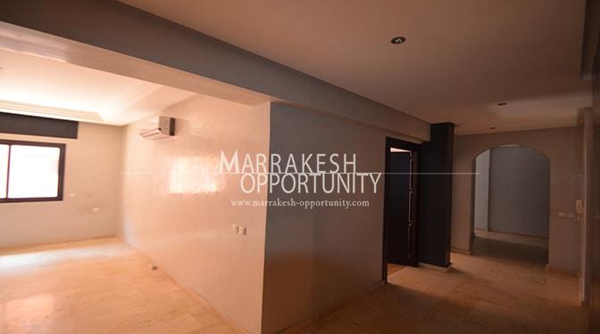 marrakesh opportunity location longue dur e appartement vide majorelle. Black Bedroom Furniture Sets. Home Design Ideas