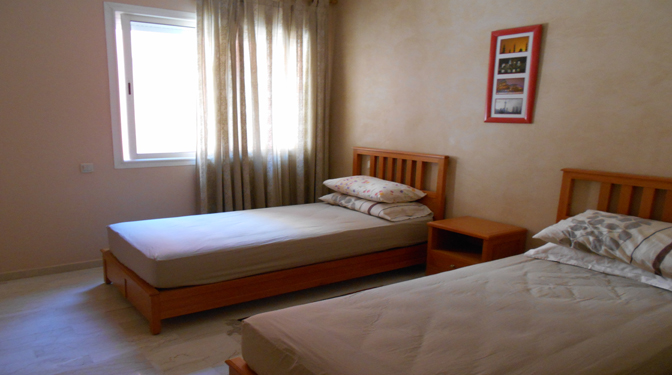 marakesh opportunity appartement meubl e en location longue dur e gueliz marrakech. Black Bedroom Furniture Sets. Home Design Ideas