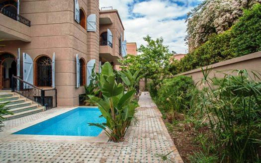 Vente villa Targa Marrakech