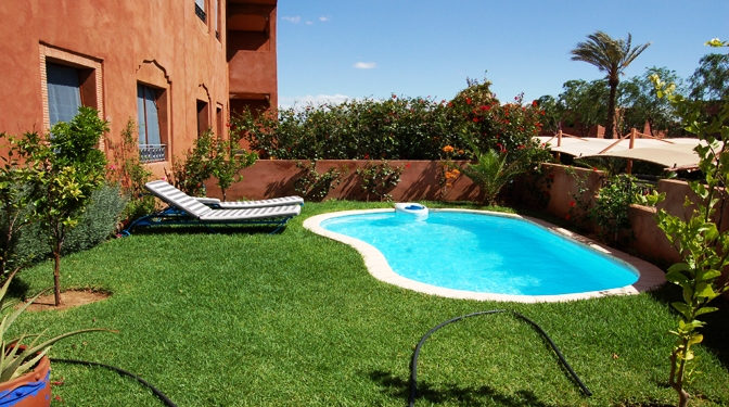 marrakesh opportunity location appartement avec piscine