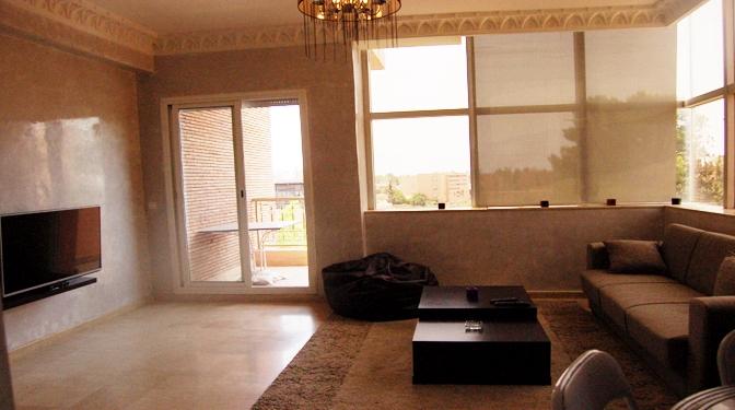 marrakesh opportunity location appartement meubl gu liz marrakech. Black Bedroom Furniture Sets. Home Design Ideas