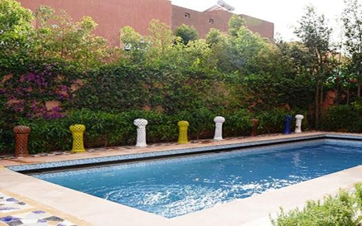 Location vacance villa Targa marrakech