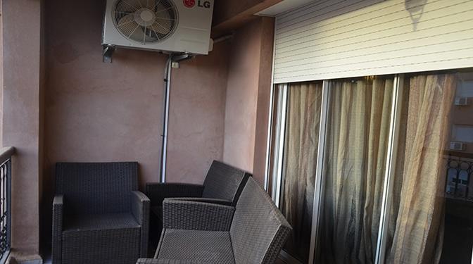 marrakesh opportunity location longue dur e appartement au centre. Black Bedroom Furniture Sets. Home Design Ideas