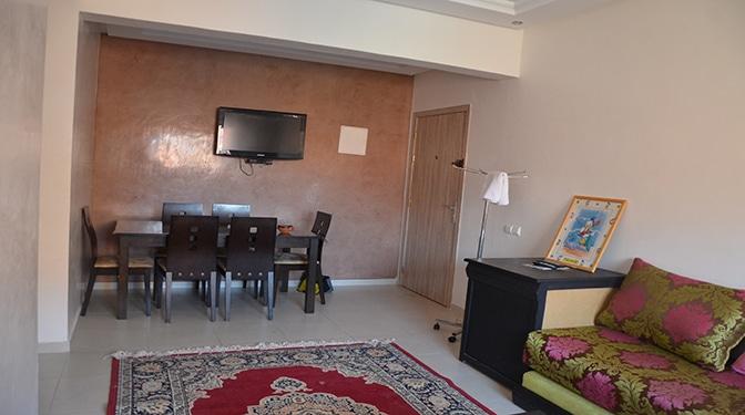 marrakesh opportunity location appartement pas cher route casa. Black Bedroom Furniture Sets. Home Design Ideas