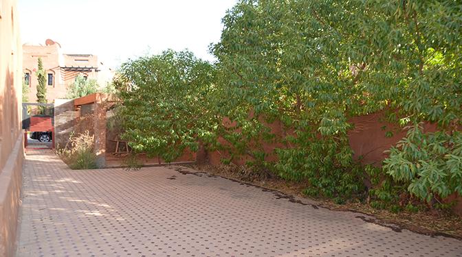 Location villa longue durée avec piscine