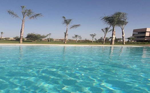 Location Appartement sur le golf Marrakech