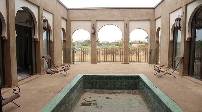 Vente villa Riad avec prix intéressant