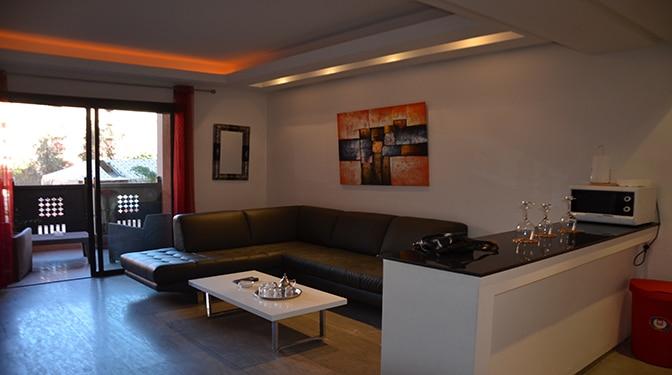 Studio moderne en vente