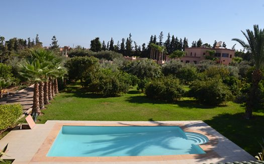 Marrakesh opportunity-Vente grande villa moderne