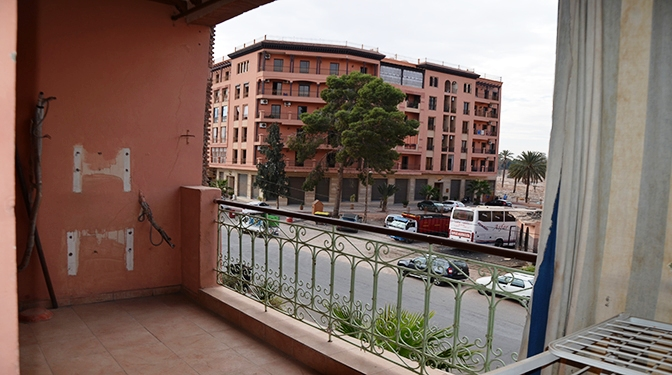 Marrakesh opportunity vente appartement f2 for Vente appartement f2