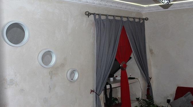Location maison à la medina, situé a deux pas de la place jamae el Fenna dans un cartier sécurisé, L'Agence immobilière Marrakech Opportunity vous propose une maison style Riad