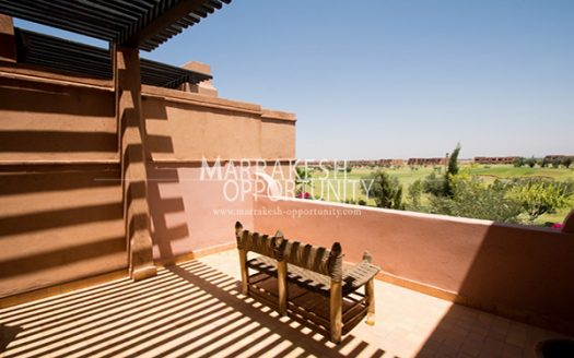 Location villa Marrakech route ourika