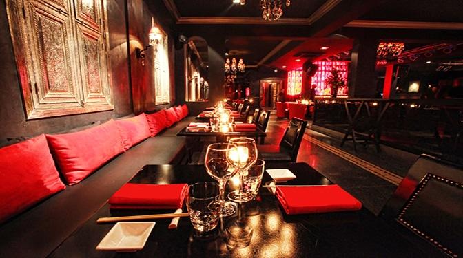 Vente restaurant luxueux