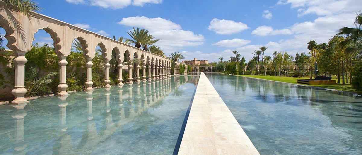 location appartement marrakech de luxe