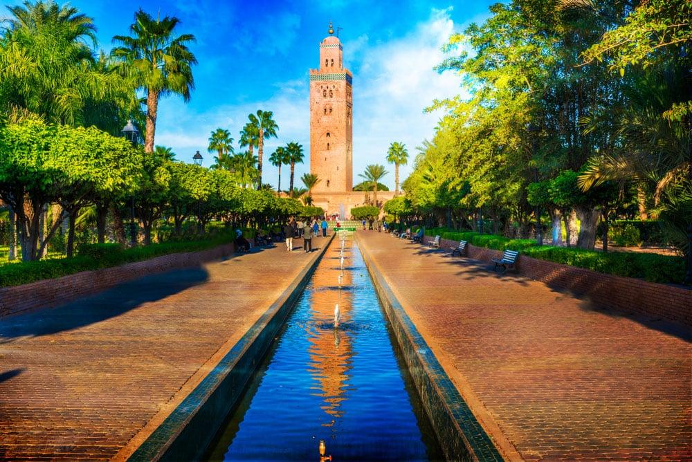 Marrakech et ses secteurs