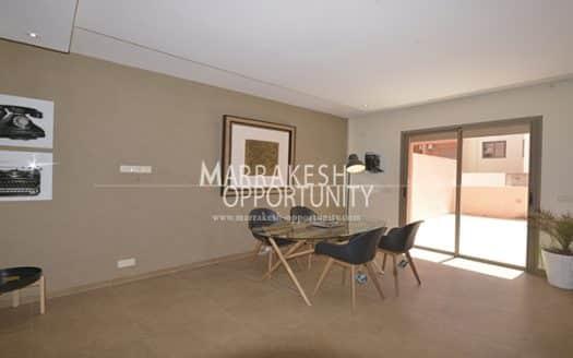 Vente appartement meublé