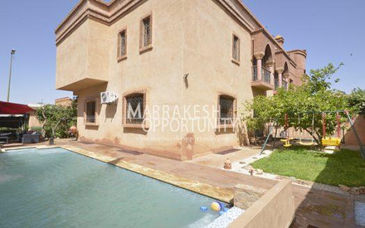 Location villa privée