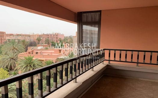 Location studio marrakech